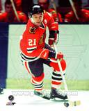 Stan Mikita Action Photo