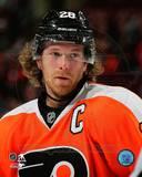 NHL Philadelphia Flyers Claude Giroux 2013-14 Action Photo