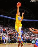 Golden State Warriors Stephen Curry 2013-14 Action Photo