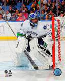 Vancouver Canucks Roberto Luongo 2013-14 Action Photo