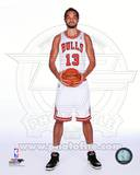 Chicago Bulls Joakim Noah 2013-14 Posed Photo