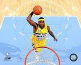 Ty Lawson 2013-14 Action Photo