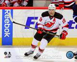 New Jersey Devils Travis Zajac 2013-14 Action Photo