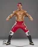 World Wrestling Entertainment Yoshi Tatsu 2013 Posed Photo