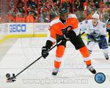 NHL Philadelphia Flyers Wayne Simmonds 2013-14 Action Photo