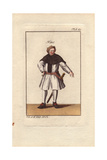 Knight of the Order of Alcantara, a Spanish Military Order Giclee Print