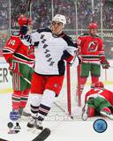 Chris Kreider 2014 NHL Stadium Series Action Photo