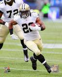 Mark Ingram 2013 Playoff Action Photo