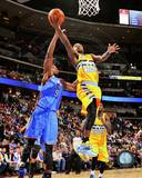 Denver Nuggets Ty Lawson 2013-14 Action Photo