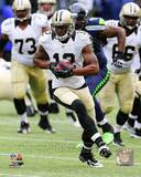 Marques Colston 2013 Playoff Action Photo