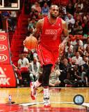 Miami Heat LeBron James 2013-14 Action Photo