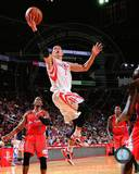Houston Rockets Jeremy Lin 2013-14 Action Photo