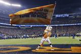 NFL Super Bowl 2014: Feb 2, 2014 - Broncos vs Seahawks - Miles Plakater av Mark Humphrey