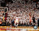 Gary Payton Game 3 2006 NBA Finals Game Winning Shot Photo