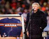 Mike Ditka Jersey Retirement Ceremony December 9, 2013 Photo