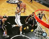 Brooklyn Nets Deron Williams 2013-14 Action Photo