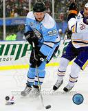 Pittsburgh Penguins Sergei Gonchar 2008 Winter Classic Action Photo