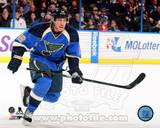 St Louis Blues Derek Roy 2013-14 Action Photo