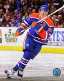 Edmonton Oilers Ryan Nugent-Hopkins 2013-14 Action Photo