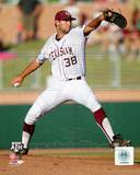 Michael Wacha Texas A&M Aggies 2012 Action Photo