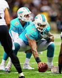 Mike Pouncey 2013 Action Photo