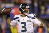 NFL Super Bowl 2014: Feb 2, 2014 - Broncos vs Seahawks - Russell Wilson Photo by Julio Cortez
