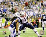 Julian Edelman 2009 Action Photo
