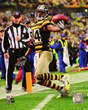 Antonio Brown 2013 Action Photo