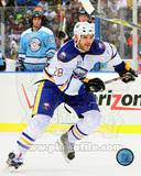 Paul Gaustad 2008 Winter Classic Action Photo
