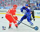 Dion Phaneuf 2014 NHL Winter Classic Action Photo