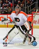 Philadelphia Flyers Steve Mason 2013-14 Action Photo