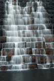 Water Cascading over the Dam at Otter Creek Photographic Print by Darlyne A. Murawski
