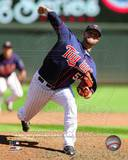 Ryan Pressly 2013 Action Photo