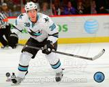 San Jose Sharks Logan Couture 2013-14 Action Photo