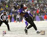 Marlon Brown 2013 Action Photo