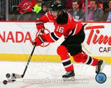 New Jersey Devils Jacob Josefson 2012-13 Action Photo