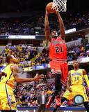 Chicago Bulls Jimmy Butler 2013-14 Action Photo