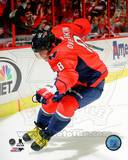 Alex Ovechkin 2013-14 Action Photo