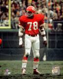 Bobby Bell Action Photo