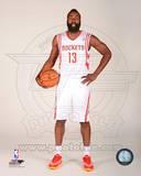 Houston Rockets James Harden 2013-14 Posed Photo