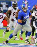 Justin Pugh 2013 Action Photo