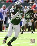 Muhammad Wilkerson 2013 Action Photo