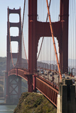 The Golden Gate Bridge in San Francisco, California Photographic Print by Scott S. Warren