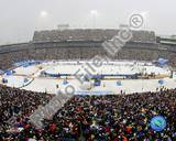 Ralph Wilson Stadium 2008 NHL Winter Classic Photo