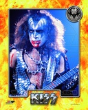 Kiss - Gene Simmons Photo