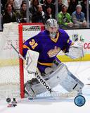 Los Angeles Kings Martin Jones 2013-14 Action Photo