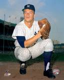 Jim Bouton Posed Photo