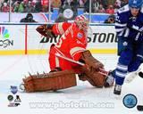 Detroit Red Wings Jimmy Howard 2014 NHL Winter Classic Action Photo