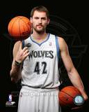 Minnesota Timberwolves Kevin Love 2013-14 Posed Photo