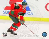 Minnesota Wild Erik Haula 2013-14 Action Photo